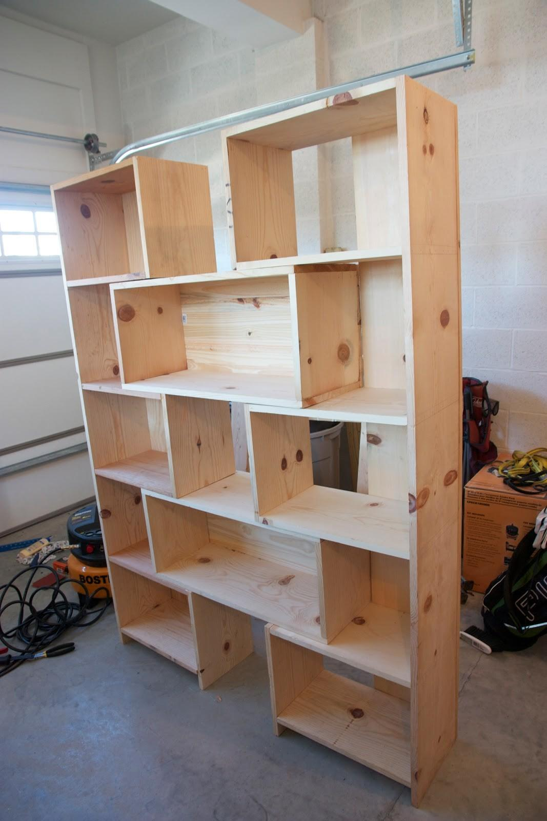 Knock Crate Barrel Bookcase Done Simply Weekends