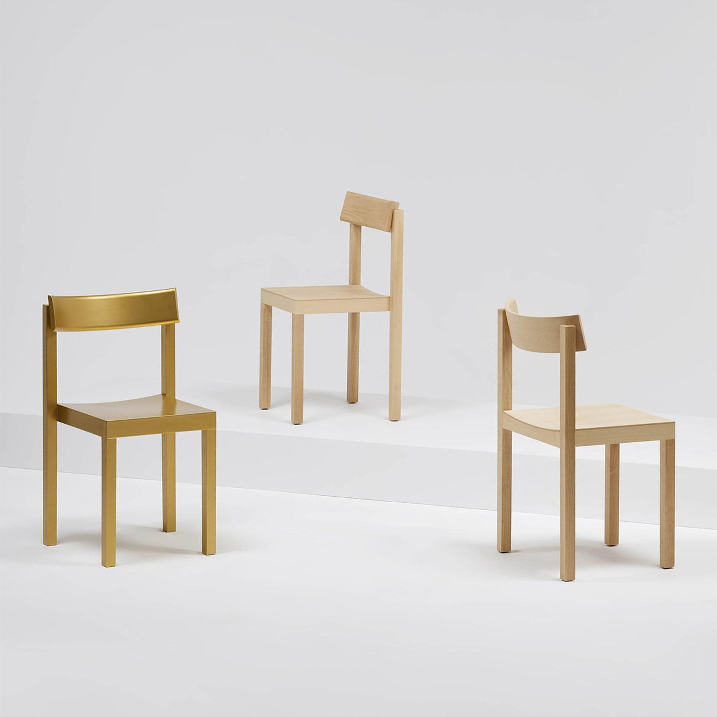 Konstantin Grcic Designs Strictly Vertical Primo Chair