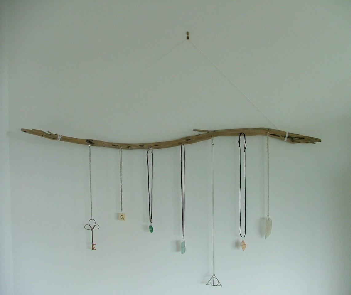 Kooky Quirky Cute Diy Driftwood Jewelry Display Branch