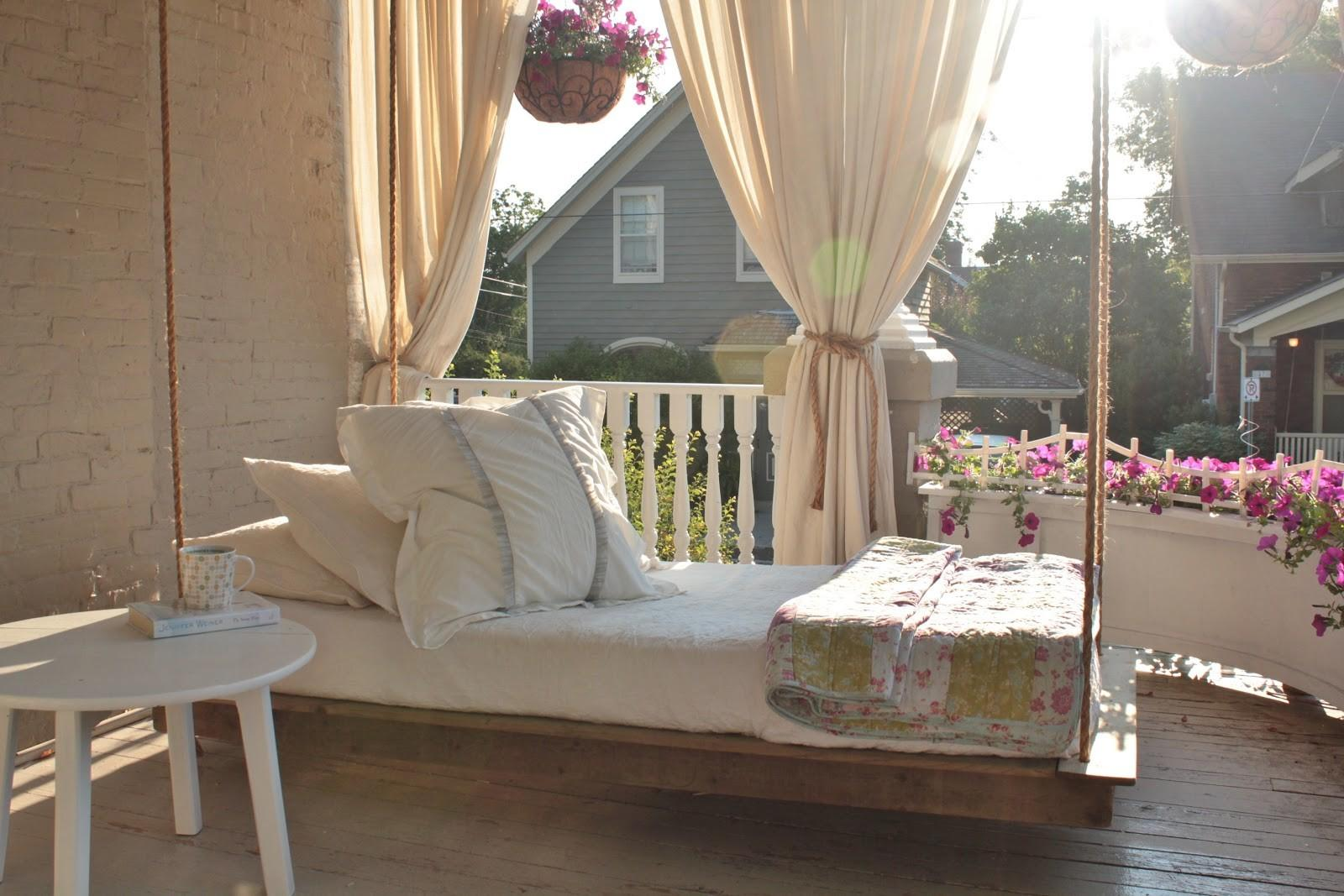 Kreations Done Hand Diy Hanging Daybed