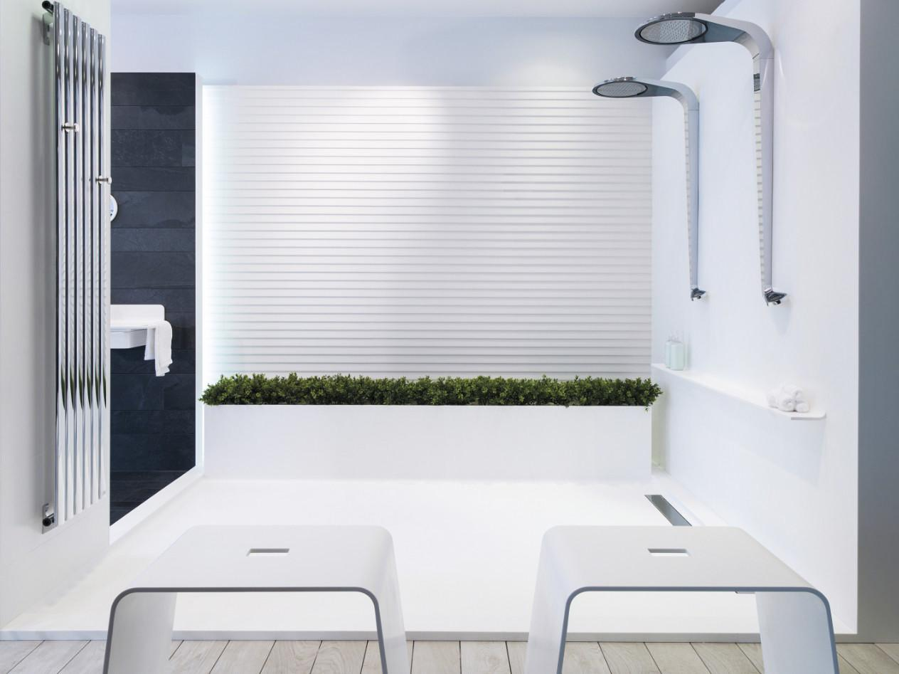 Krion Present Porcelanosa Valencia Showroom Calle