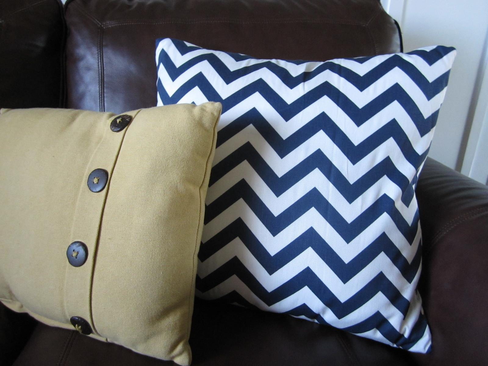 Kriskraft Easy Diy Throw Pillows