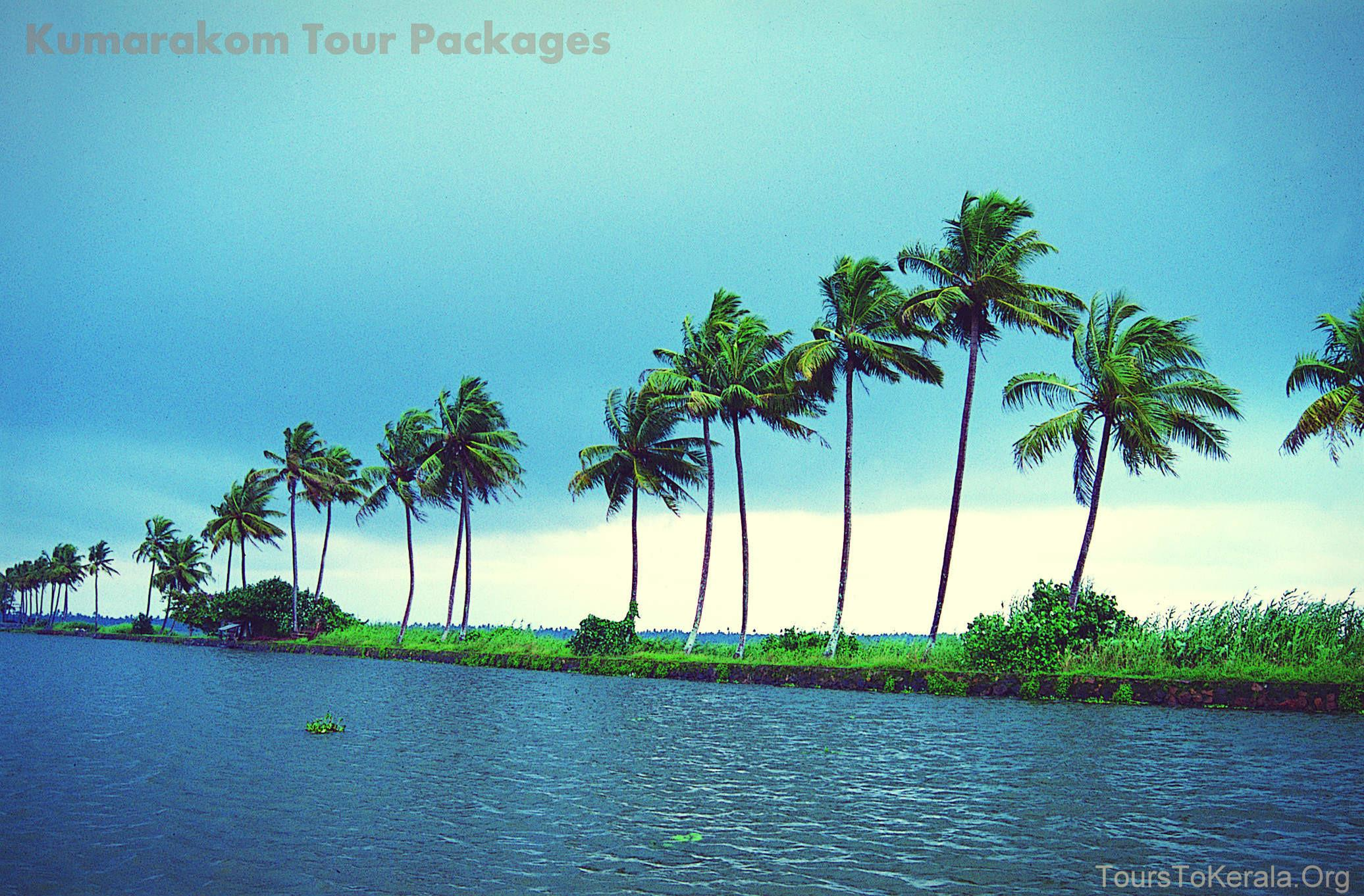 Kumarakom Tourist Attarctions Best Tour Packages