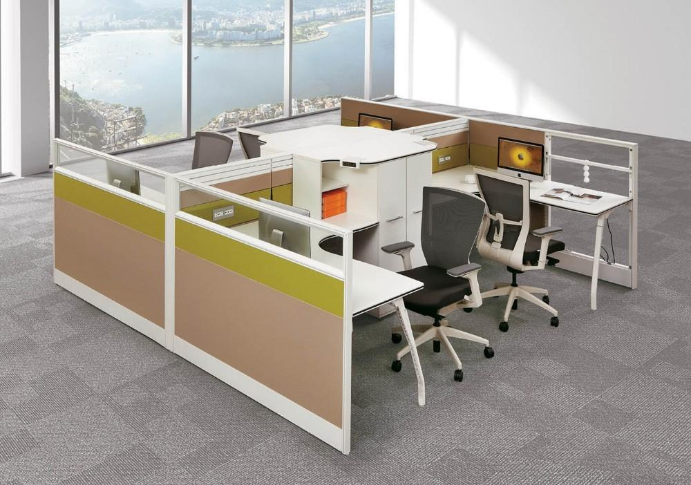 L60 Modern Office Partition Cubicle Seater Workstation