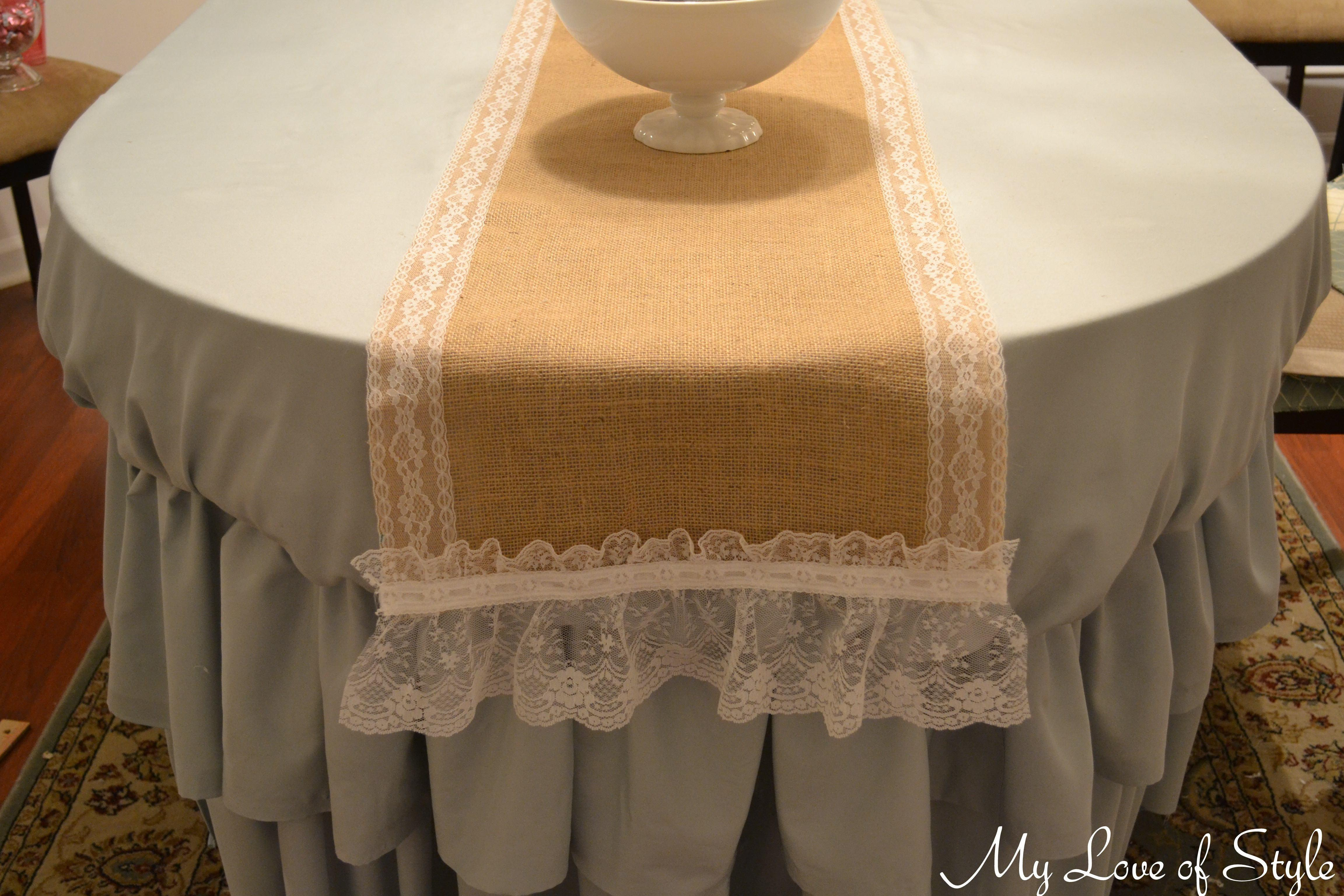 Lace Table Runners Runner Weddings Malissa
