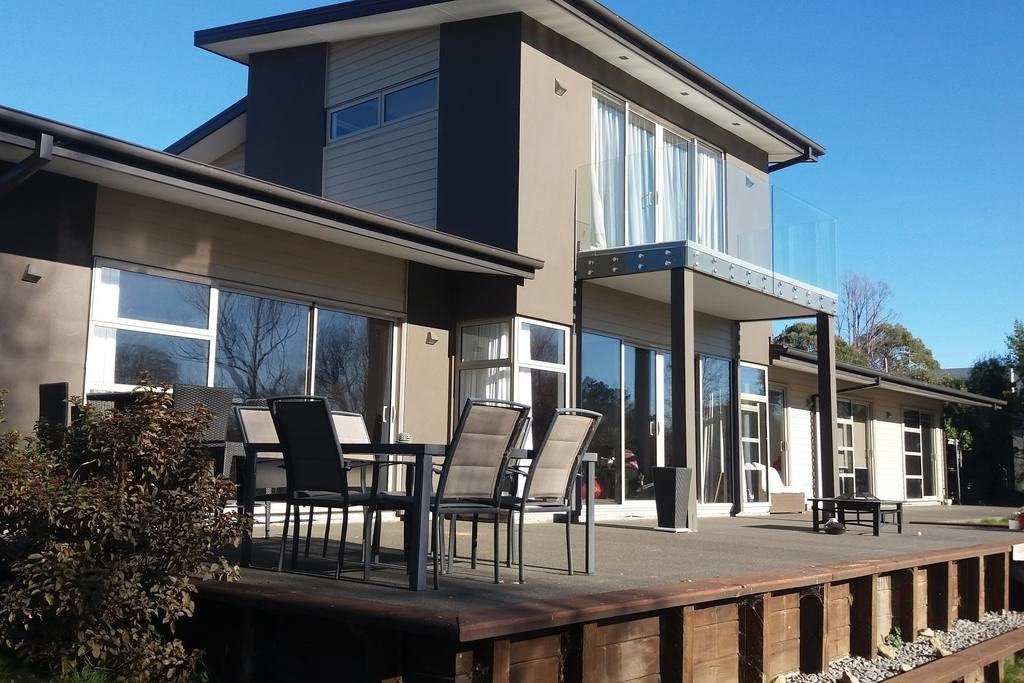 Lake House Houses Rent Kaiapoi Canterbury