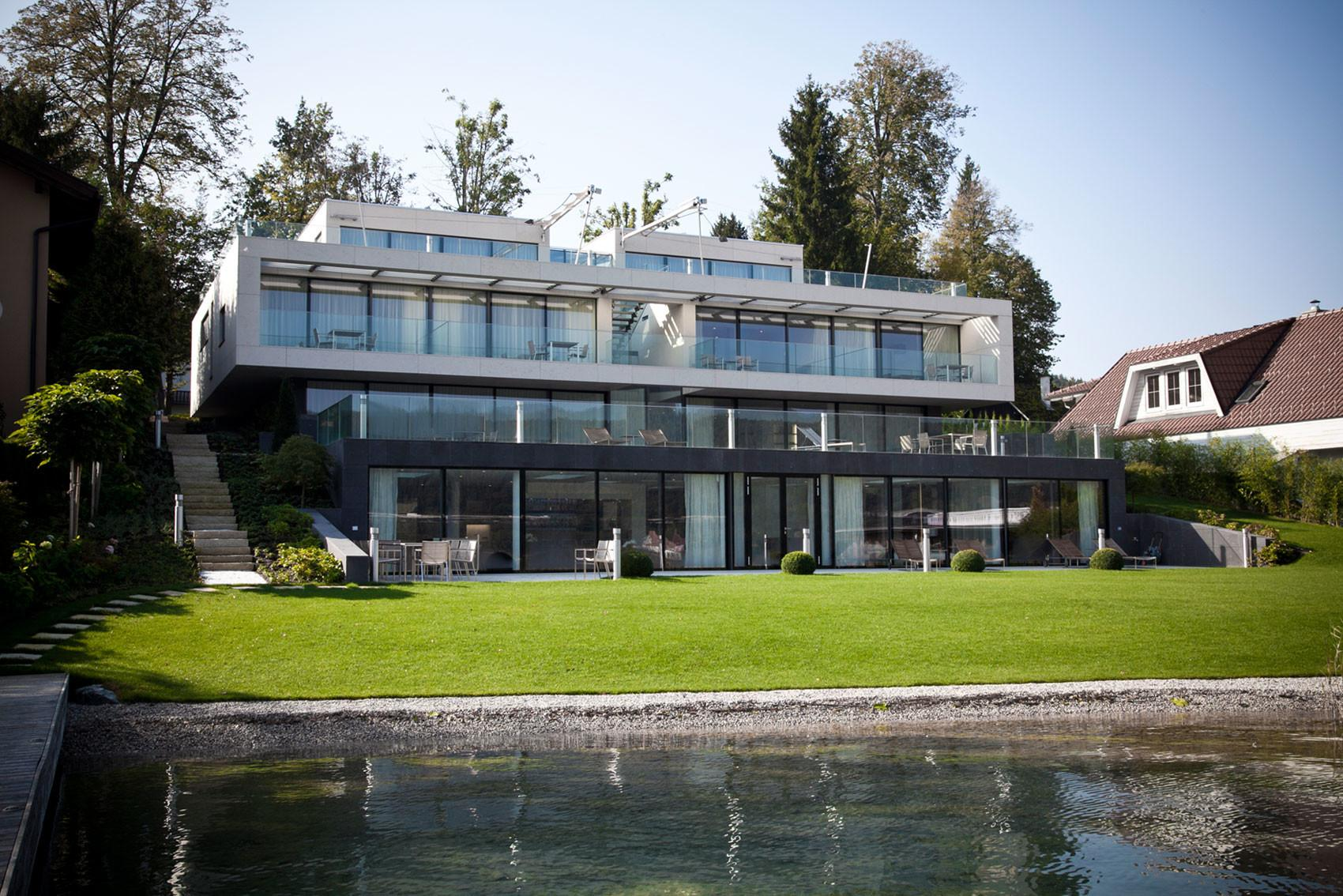 Lakeside Villa Steininger Designers Caandesign