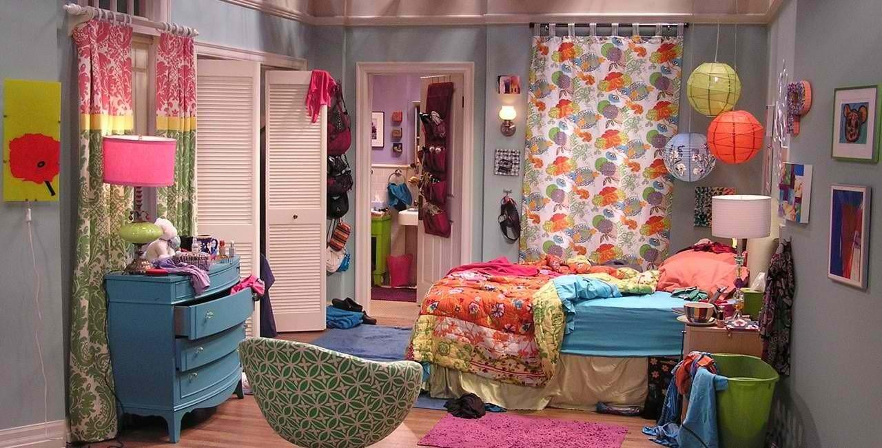 Lamp Love Penny Bedroom Big Bang Theory Voil Kait