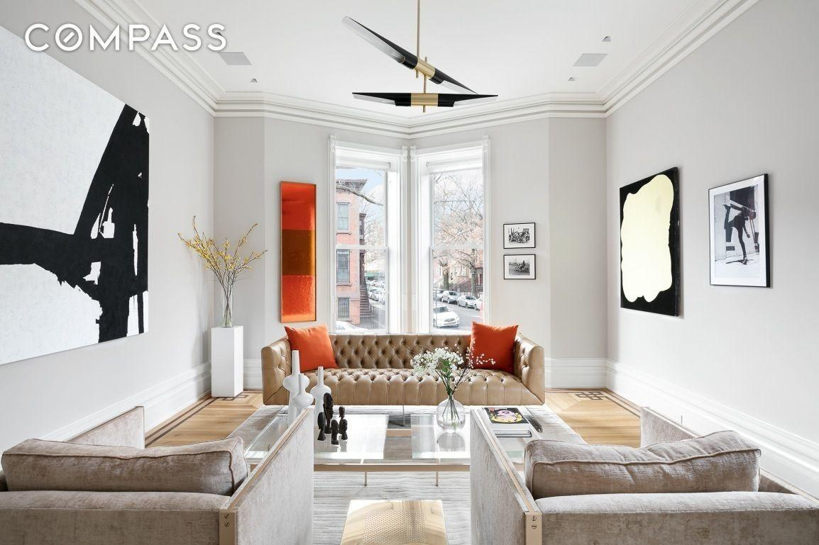 Landmarked Bed Stuy Brownstone Wants 25m After