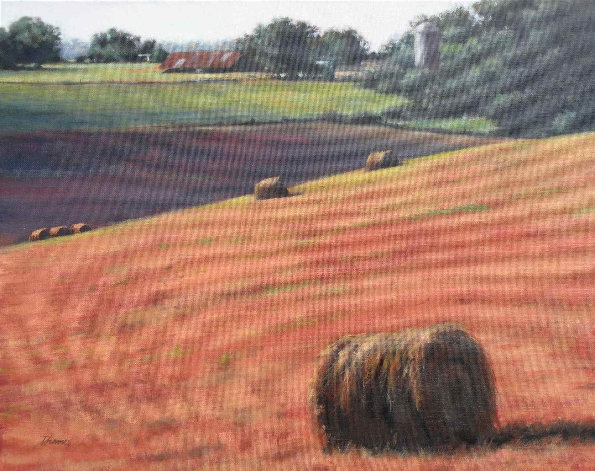 Landscape Contemporary European Artists Painting