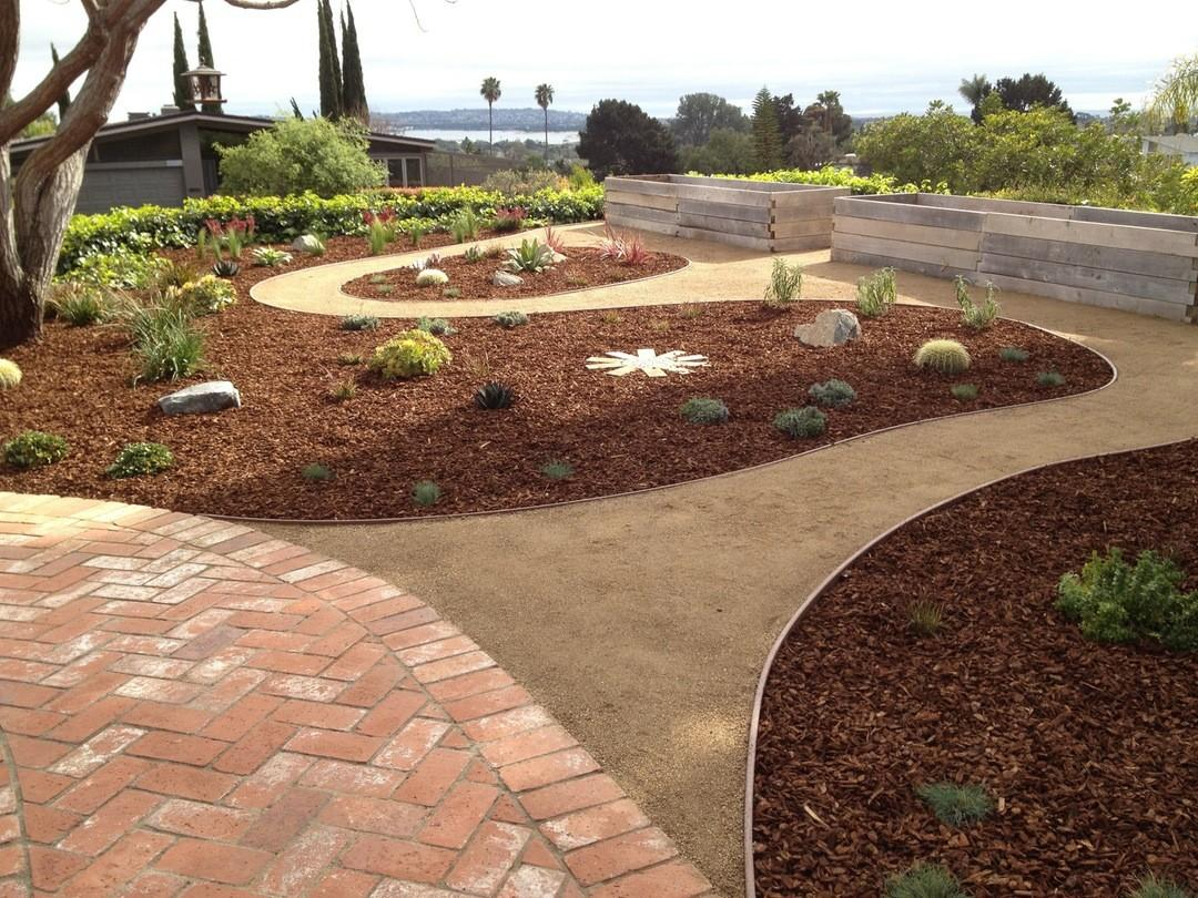 Landscape Design Patriot Landscaping Inc Xeriscape Water
