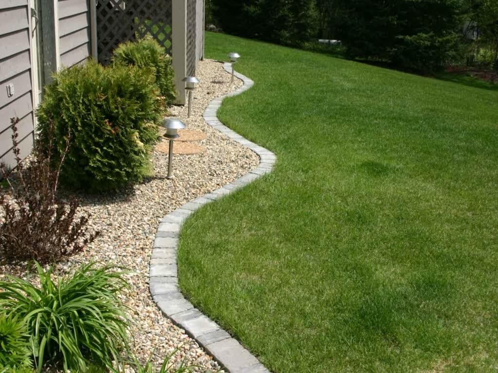 Landscape Edging Ideas Can Explore Your Design