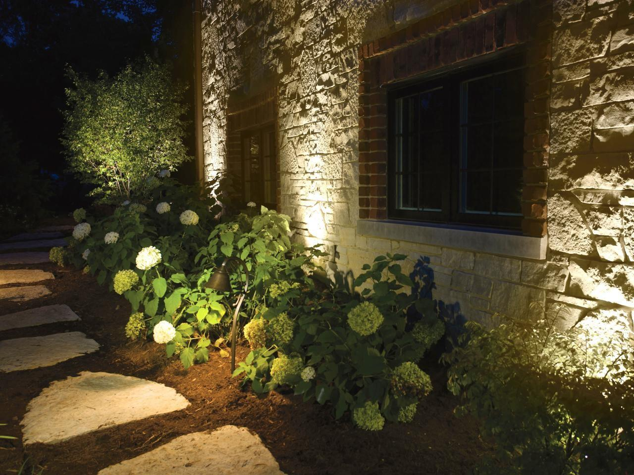 Landscape Lighting Ideas Diy Electrical Wiring