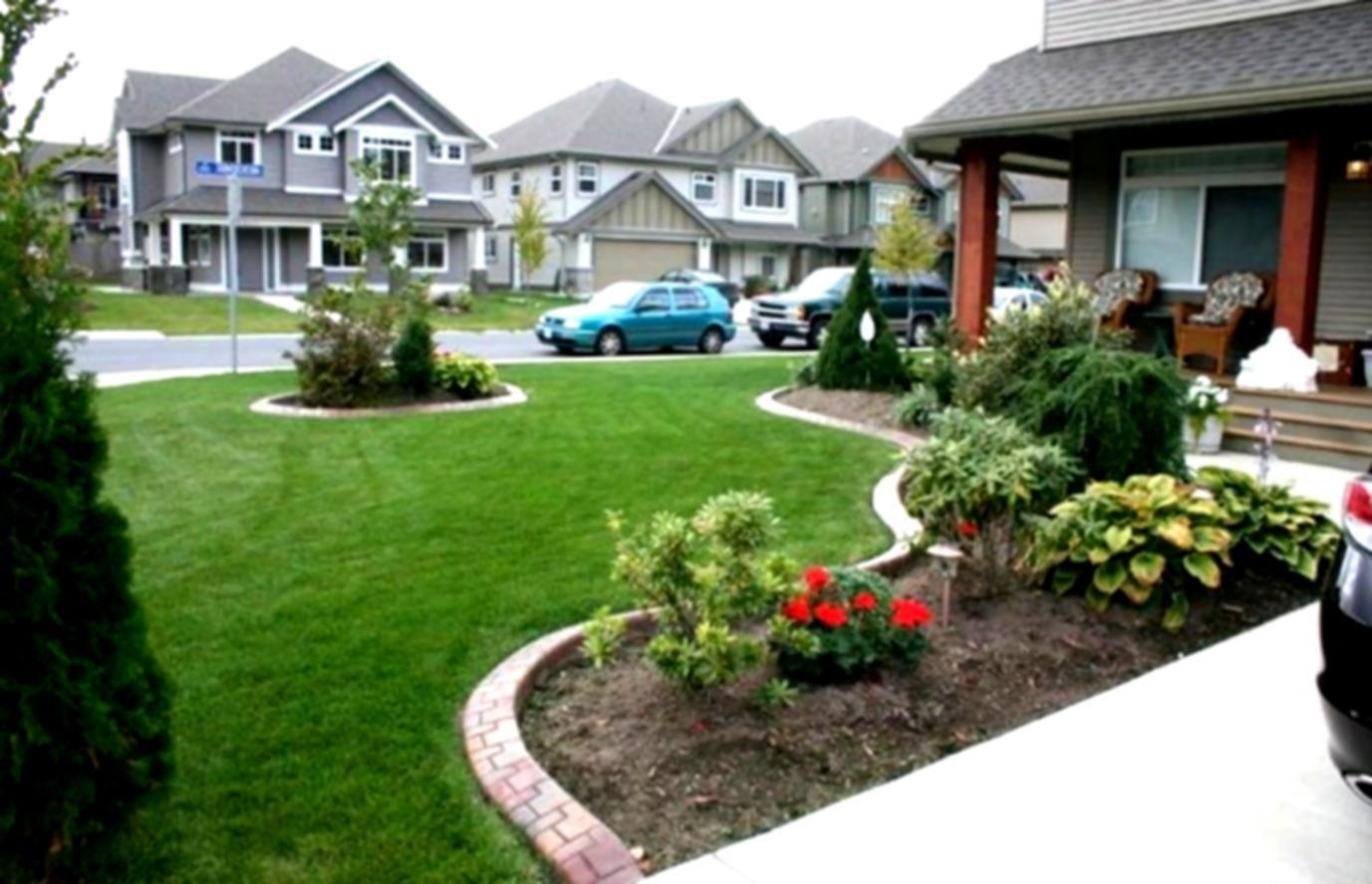 Landscaping Ideas Low Maintenance Garden