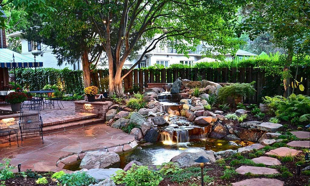Landscaping Ideas Shady Areas