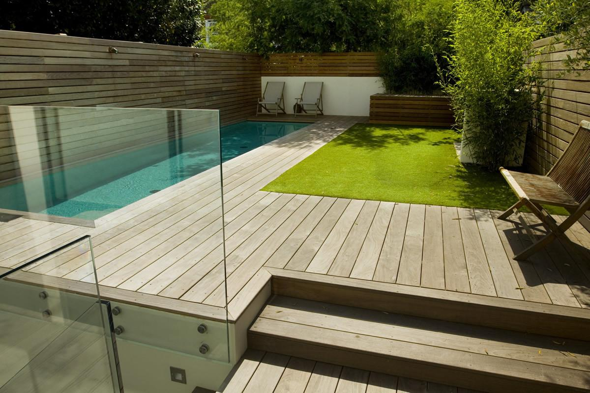 Garden With Swimming Pool lane swimming pool contemporary garden designed