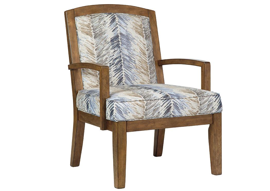 Langlois Furniture Muskegon Hillsway Pebble Accent Chair