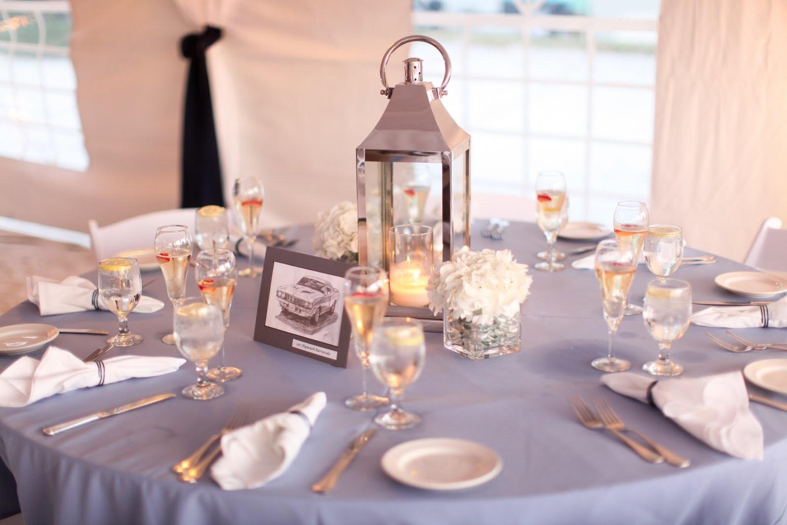 Lanterns Centerpieces Weddingbee