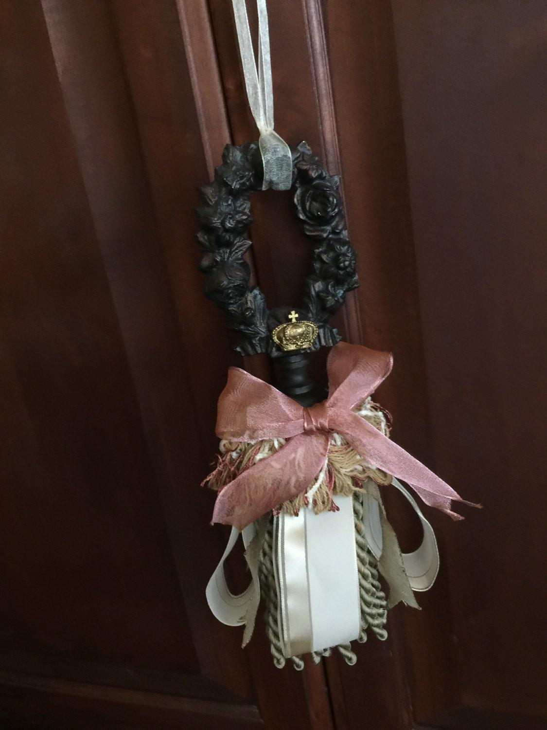 Large Home Decor Tassel Hanging Simplyellagantdesign