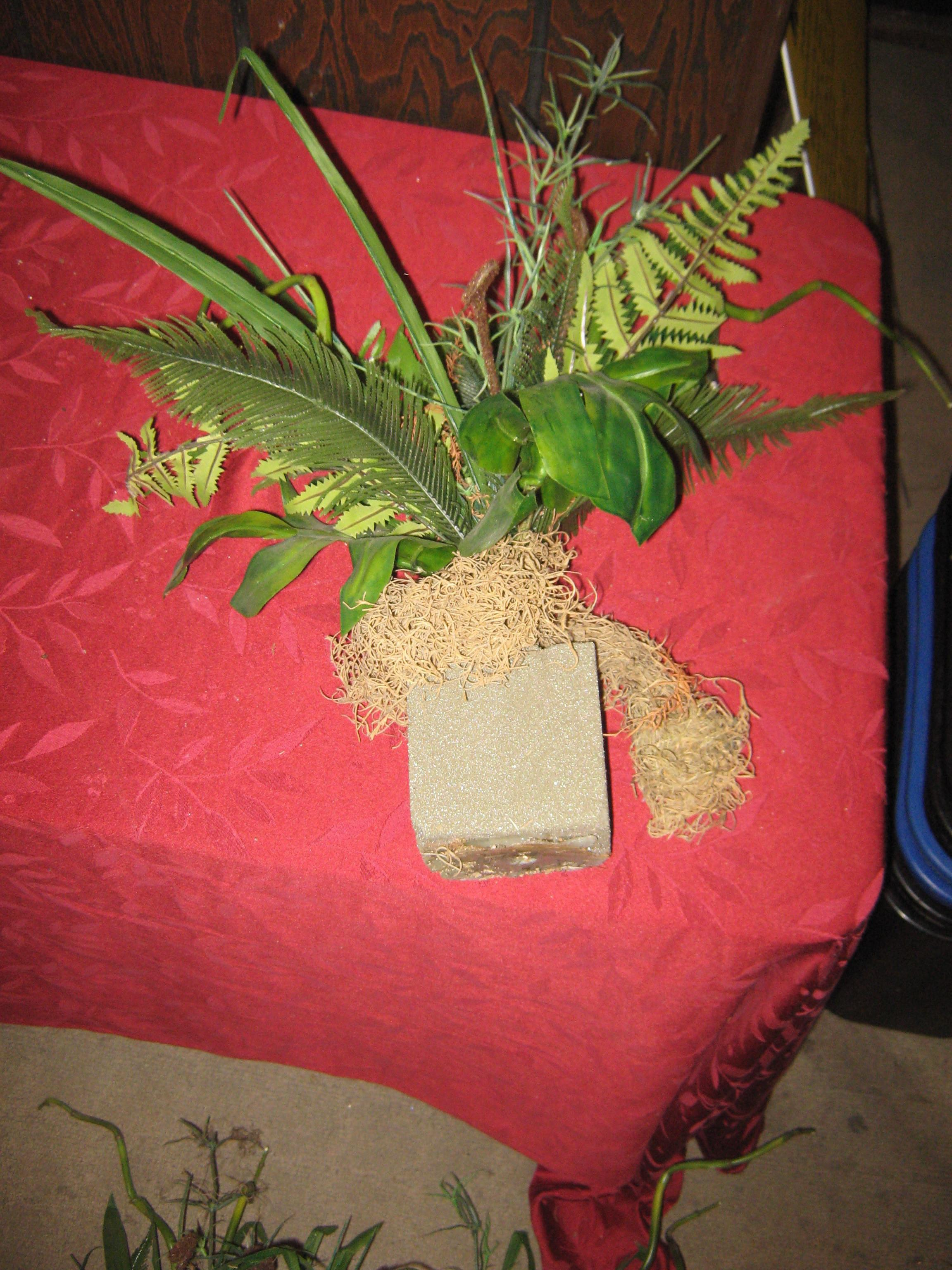 Large Lot Artificial Greenery Straw Wreaths