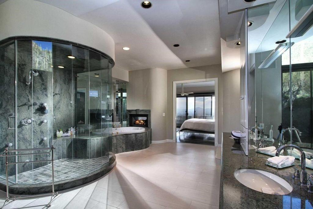Large Luxury Master Bathrooms Cost Fortune 2018