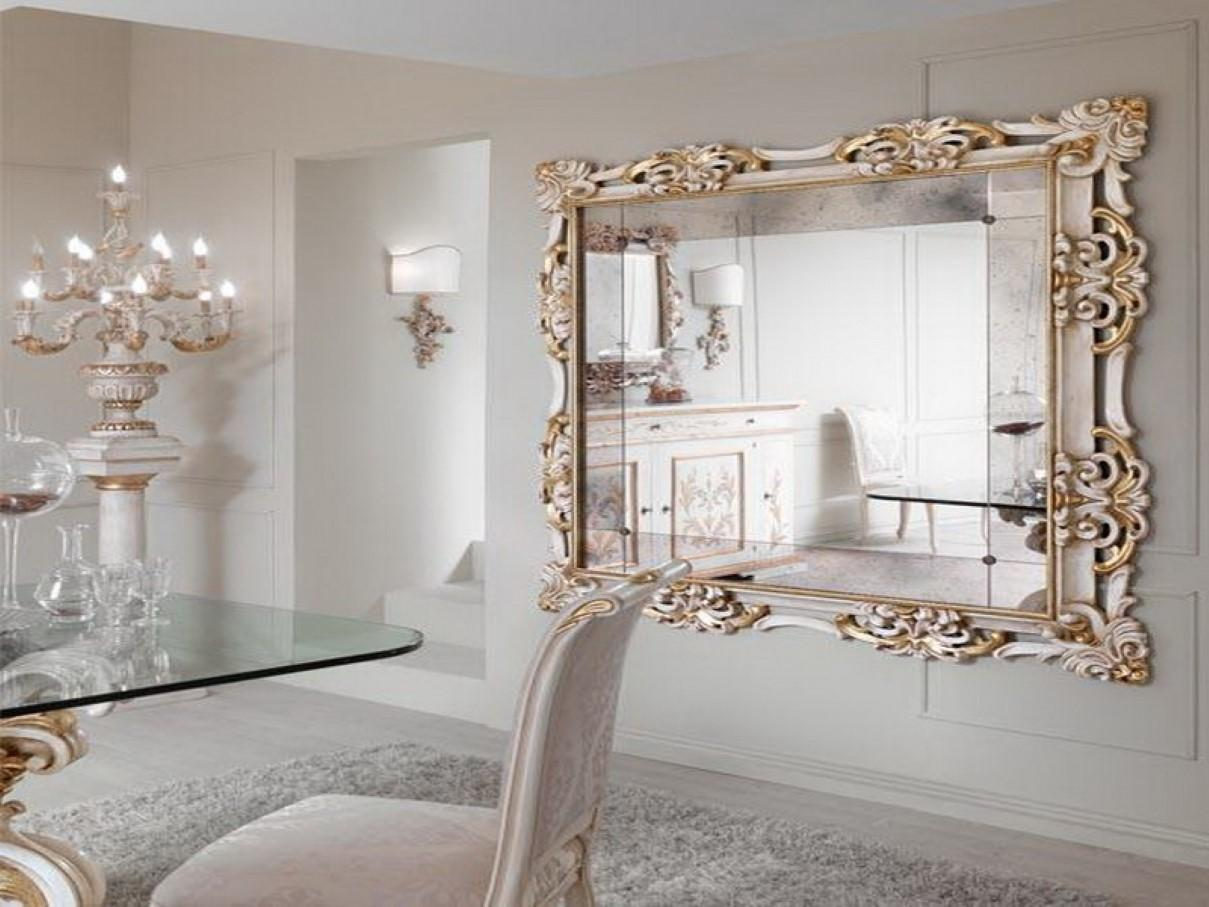 Large Mirrors Wall Glass Framed Mirror