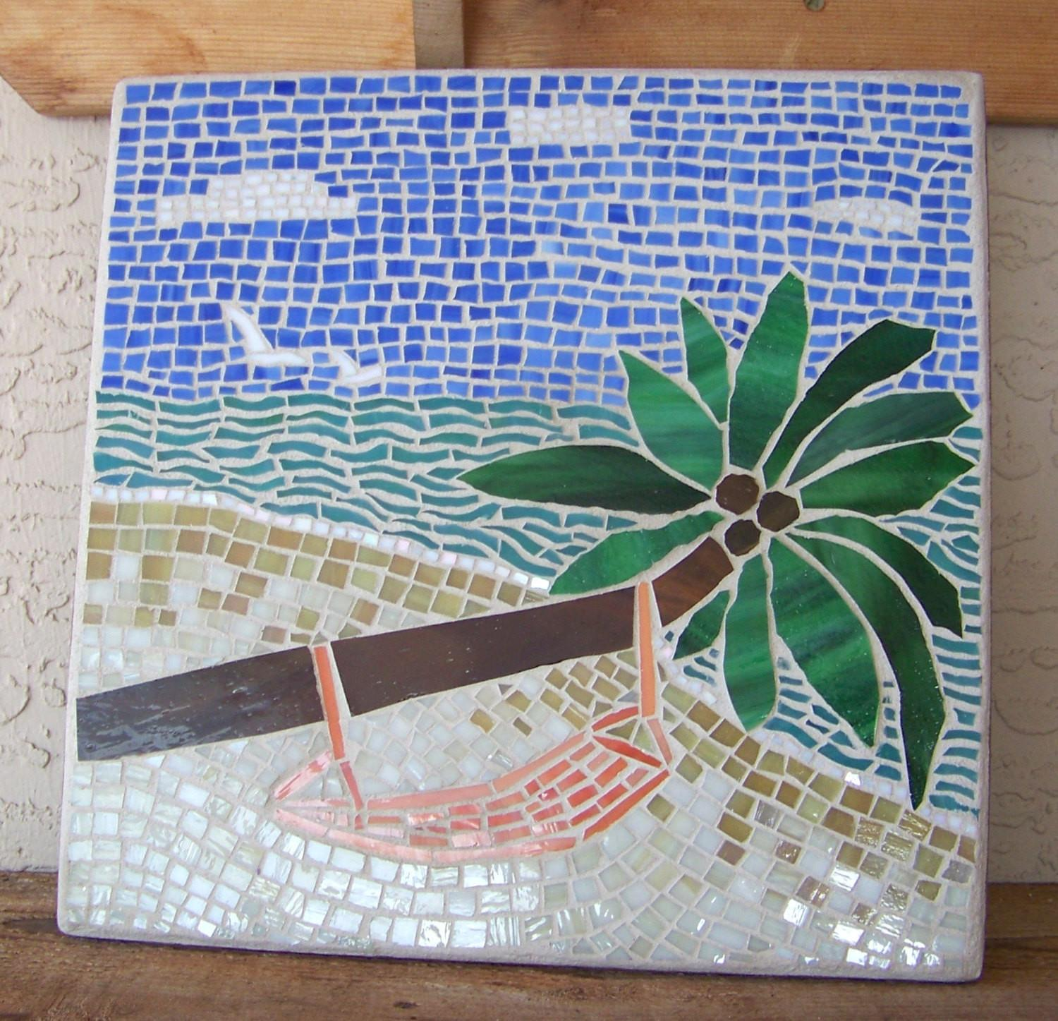 Large Mosaic Wall Art Bathroom Tile Ideas Rubber