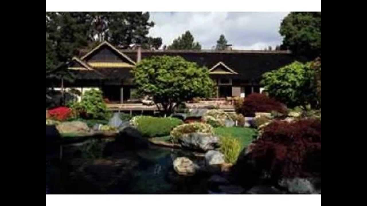 Larry Ellison Japanese Style Home Woodside Calif