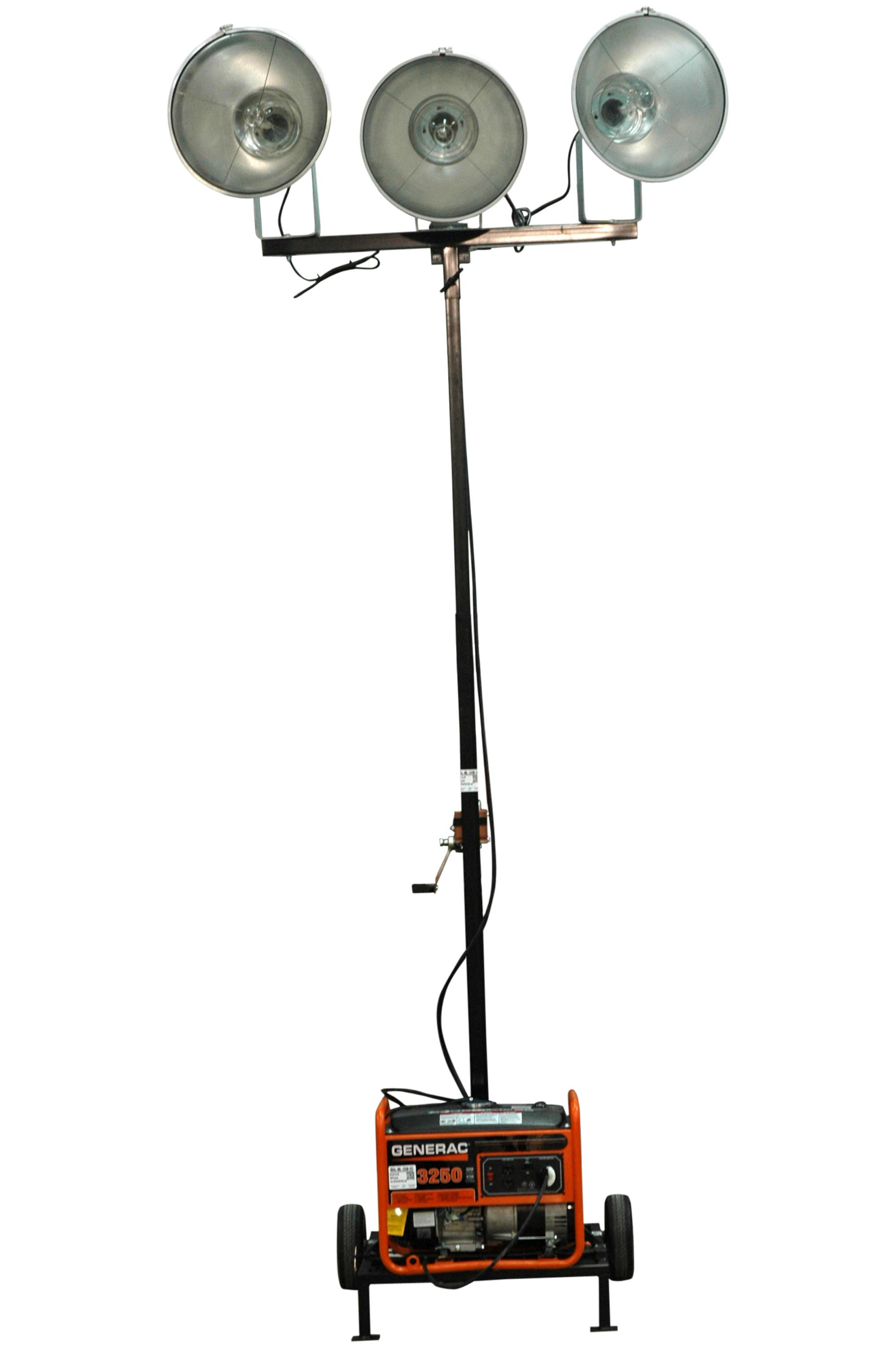 Larson Electronics Releases Generator Powered Mini Light Tower