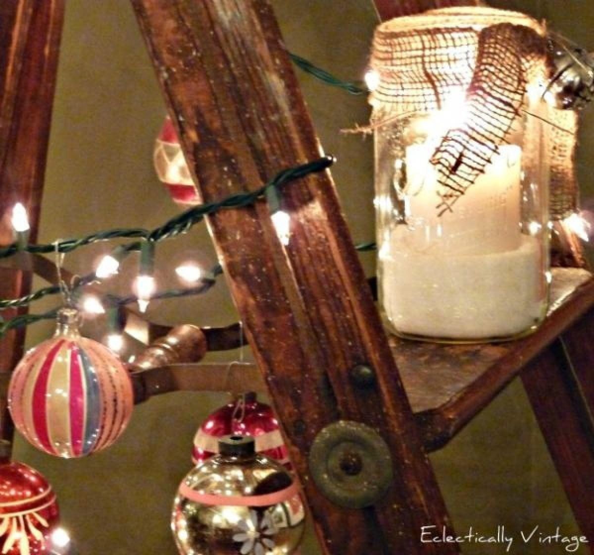 Last Minute Diy Christmas Decorations Easy