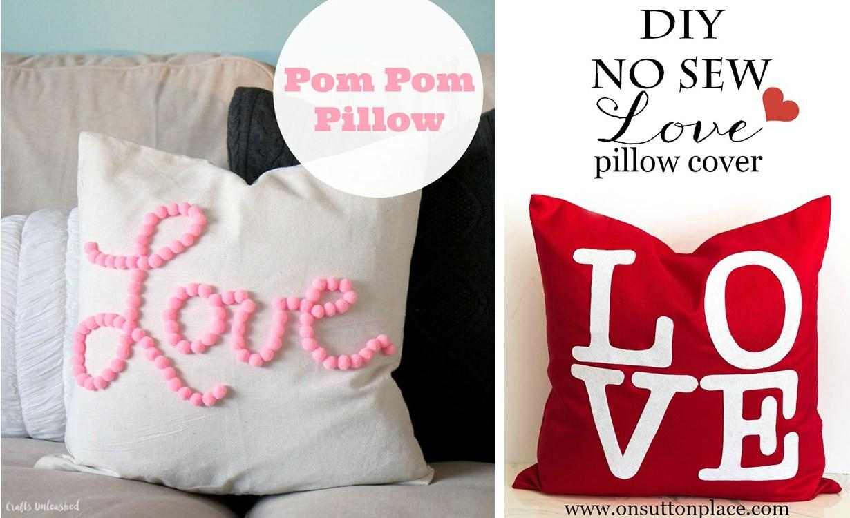 Last Minute Diy Valentine Day Decor Ideas Rose Clearfield