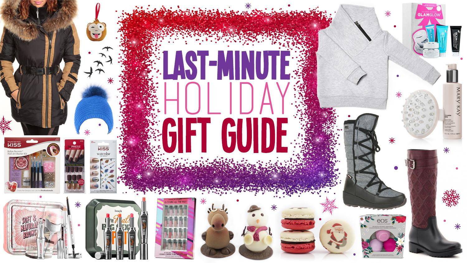 Last Minute Holiday Gift Guide Celebrity Gossip