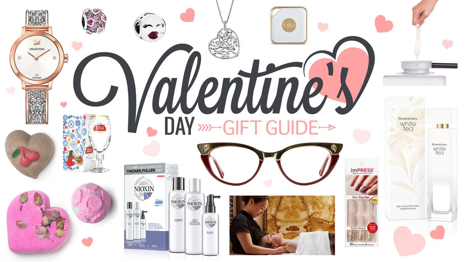 Last Minute Valentine Day Gift Guide