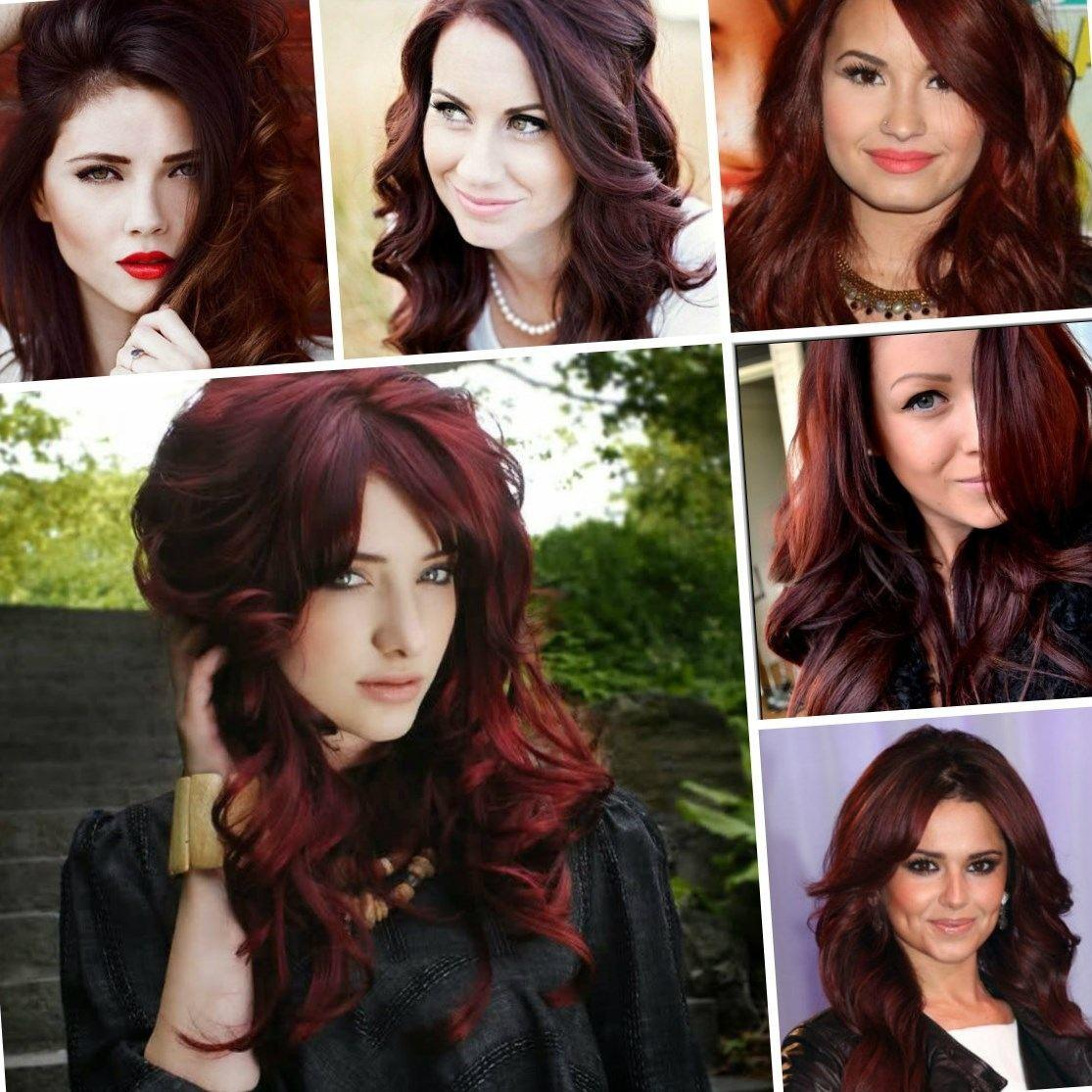 Latest Hair Color Trends Fall 2017