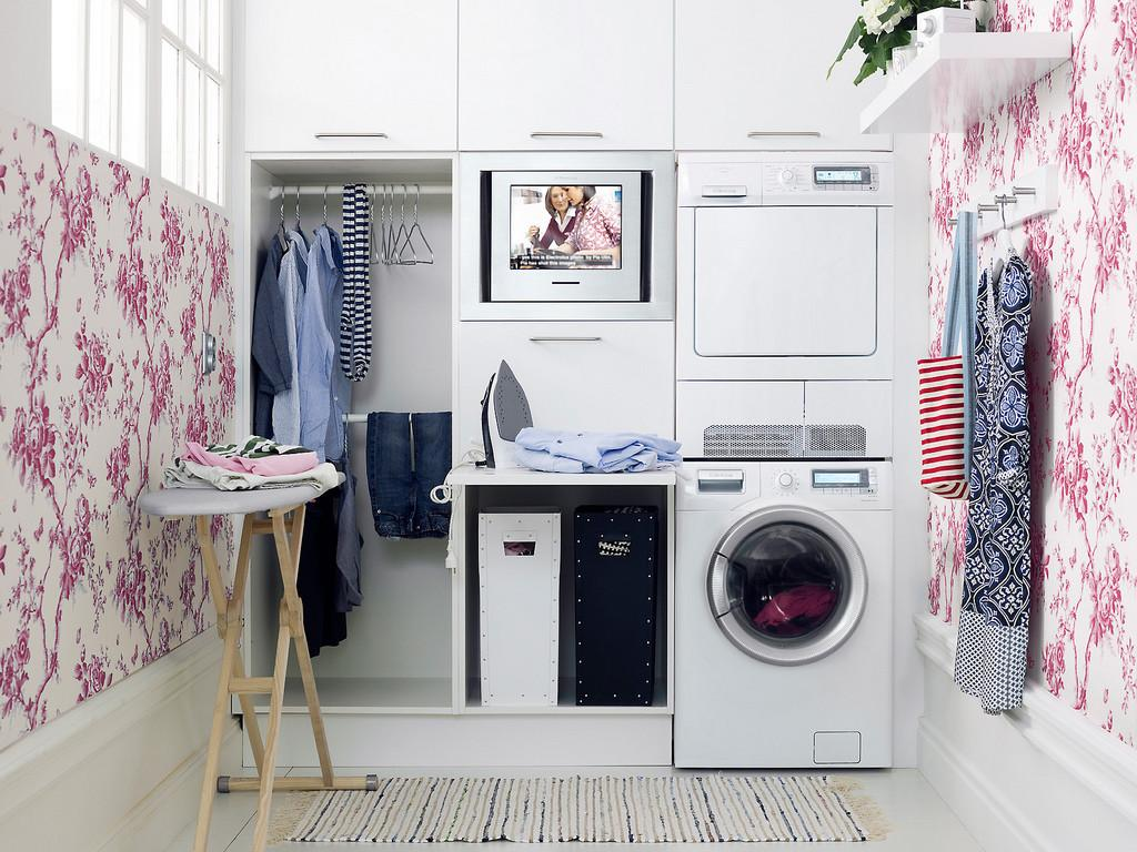 Laundry Room Decor Give Facelift Interior