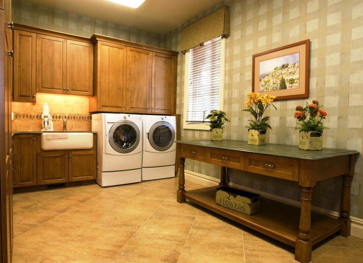 Laundry Room Functional Design Ideas