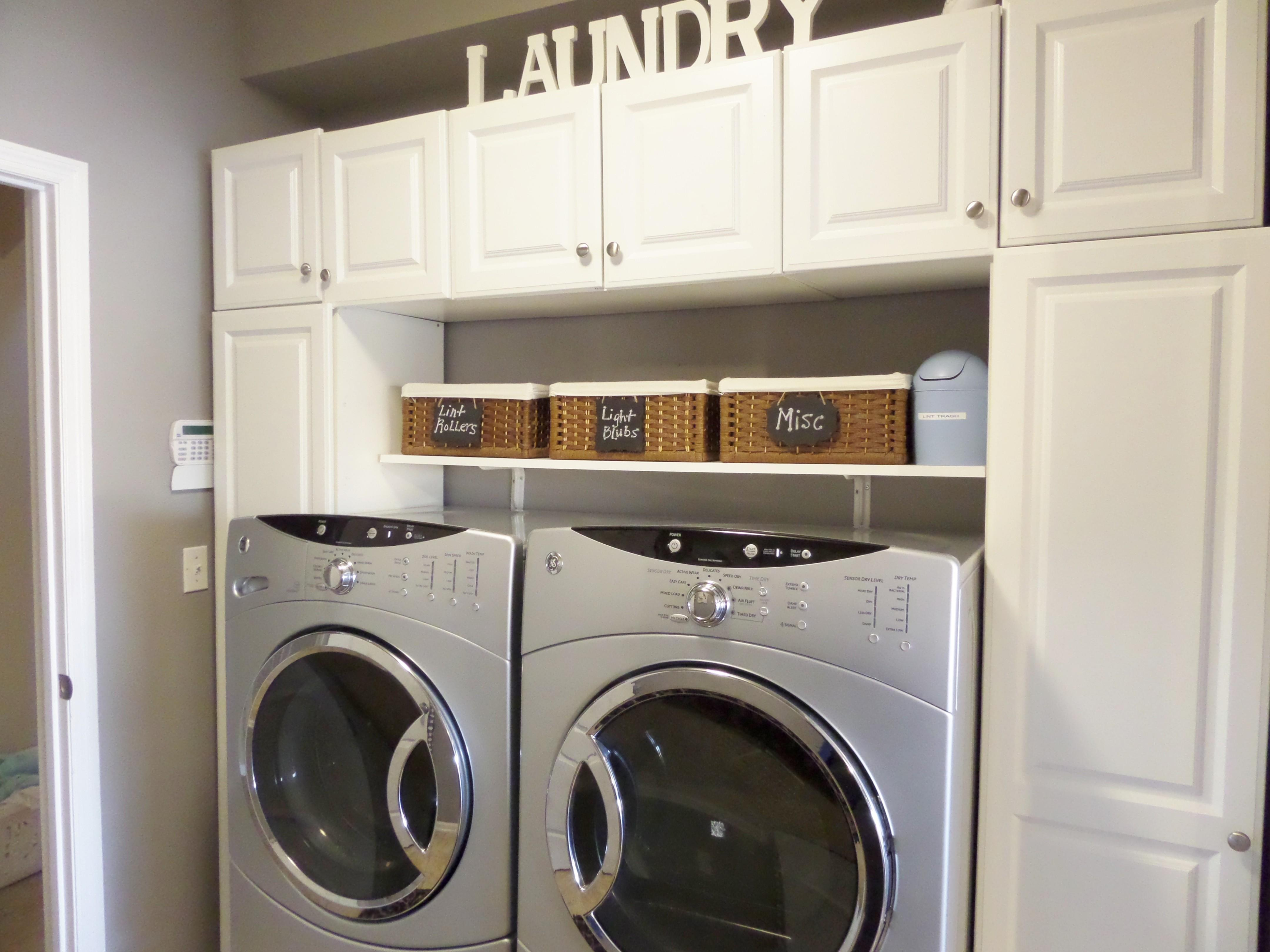 Laundry Room Organization Guest Denise