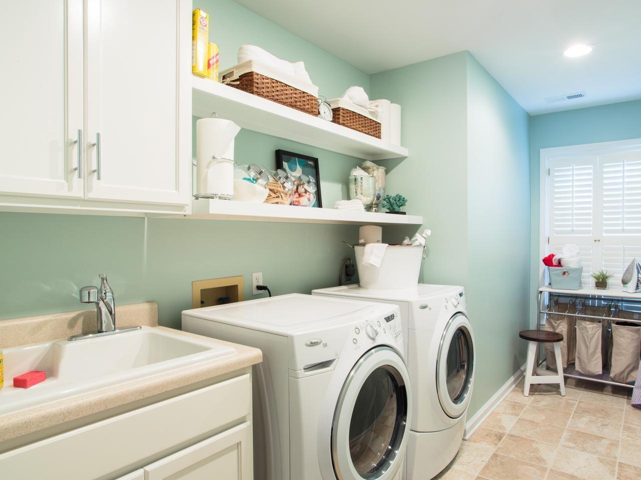 Laundry Room Organization Storage Ideas