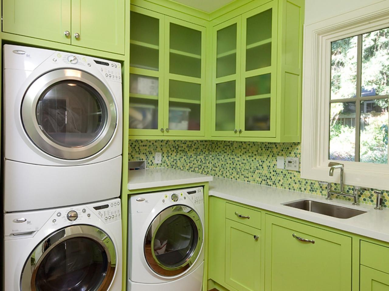 Laundry Room Shelving Options Tips Ideas