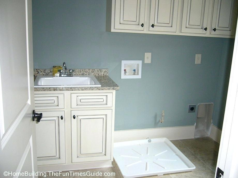 Laundry Room Sink Cabinet Design Ideas Cabinets