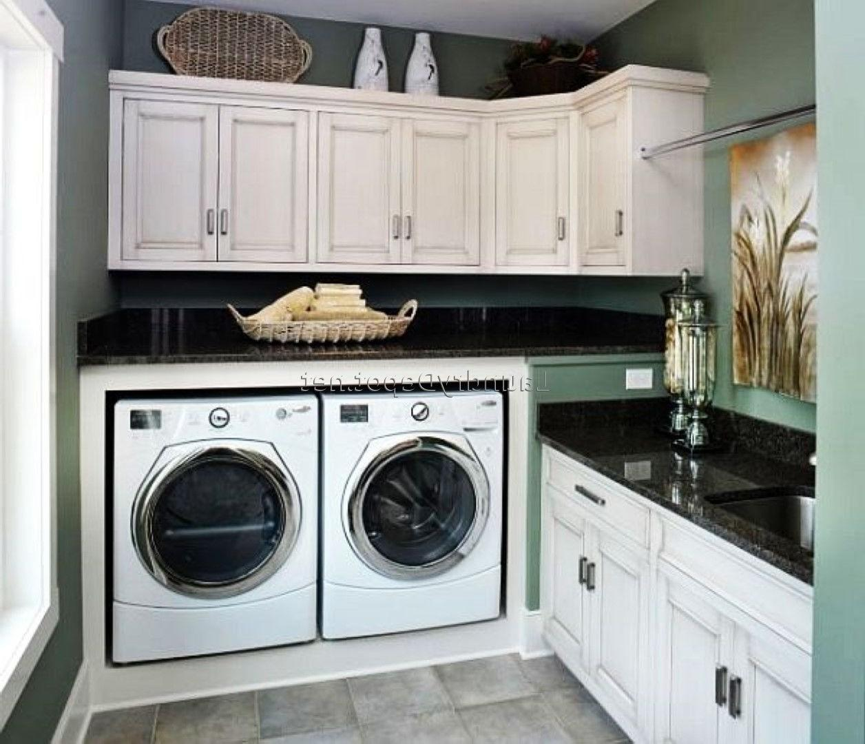 Laundry Room Storage Cabinets Ideas Best