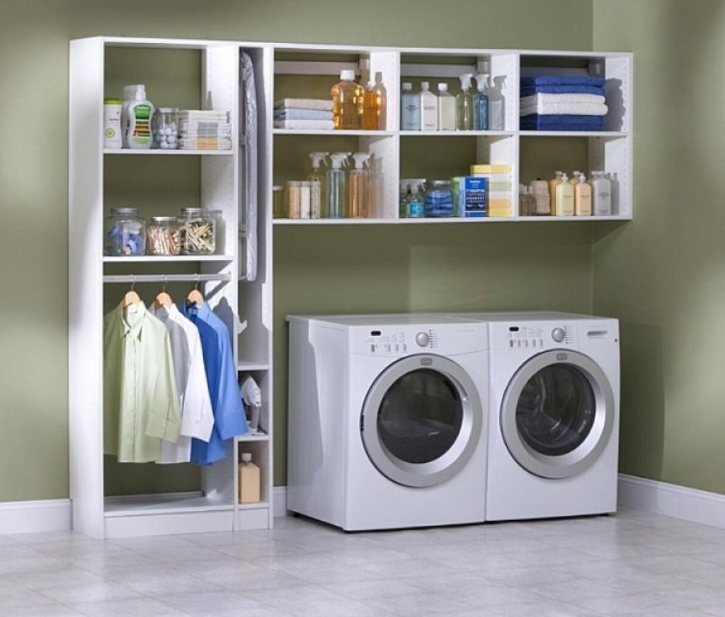 Laundry Room Storage Ideas Home Redesign