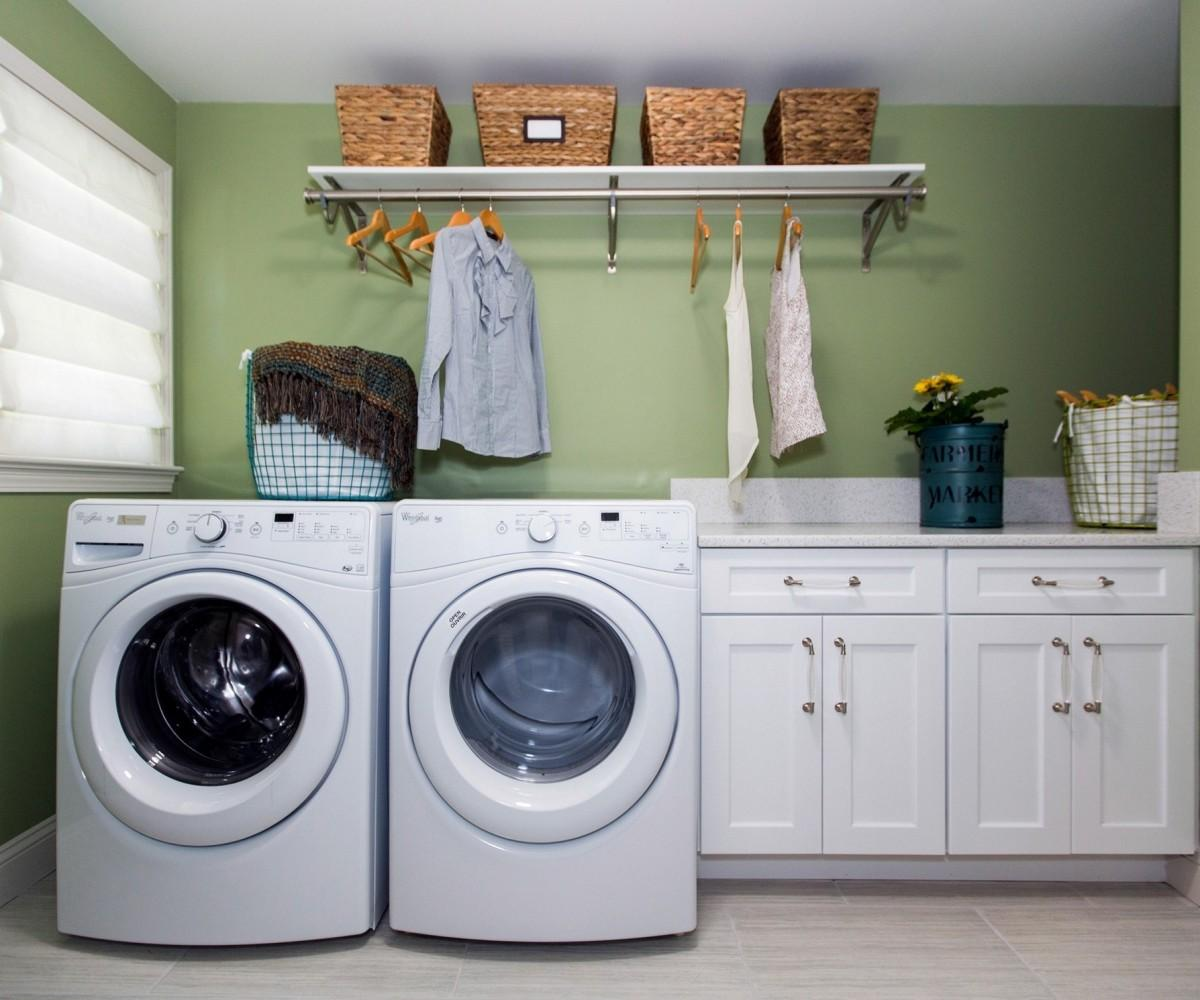 Laundry Room Storage Ideas Multipurpose
