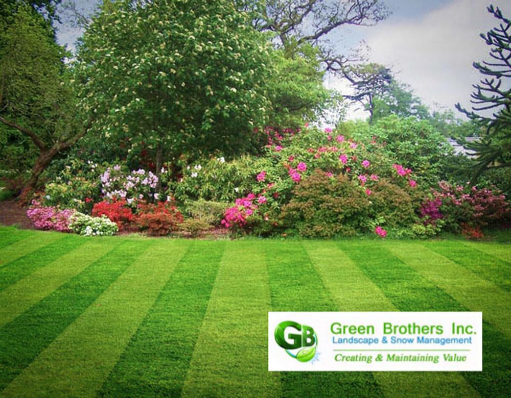 Lawn Care Green Brothers Inc Landscape