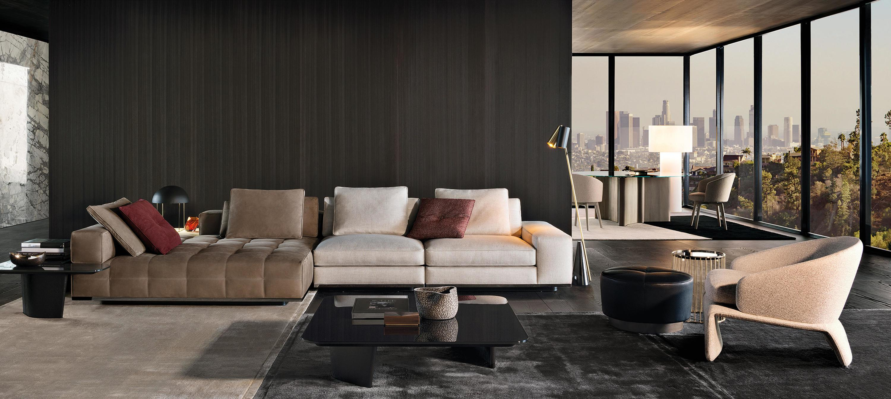 Lawrence Seating System Sofas Minotti Architonic