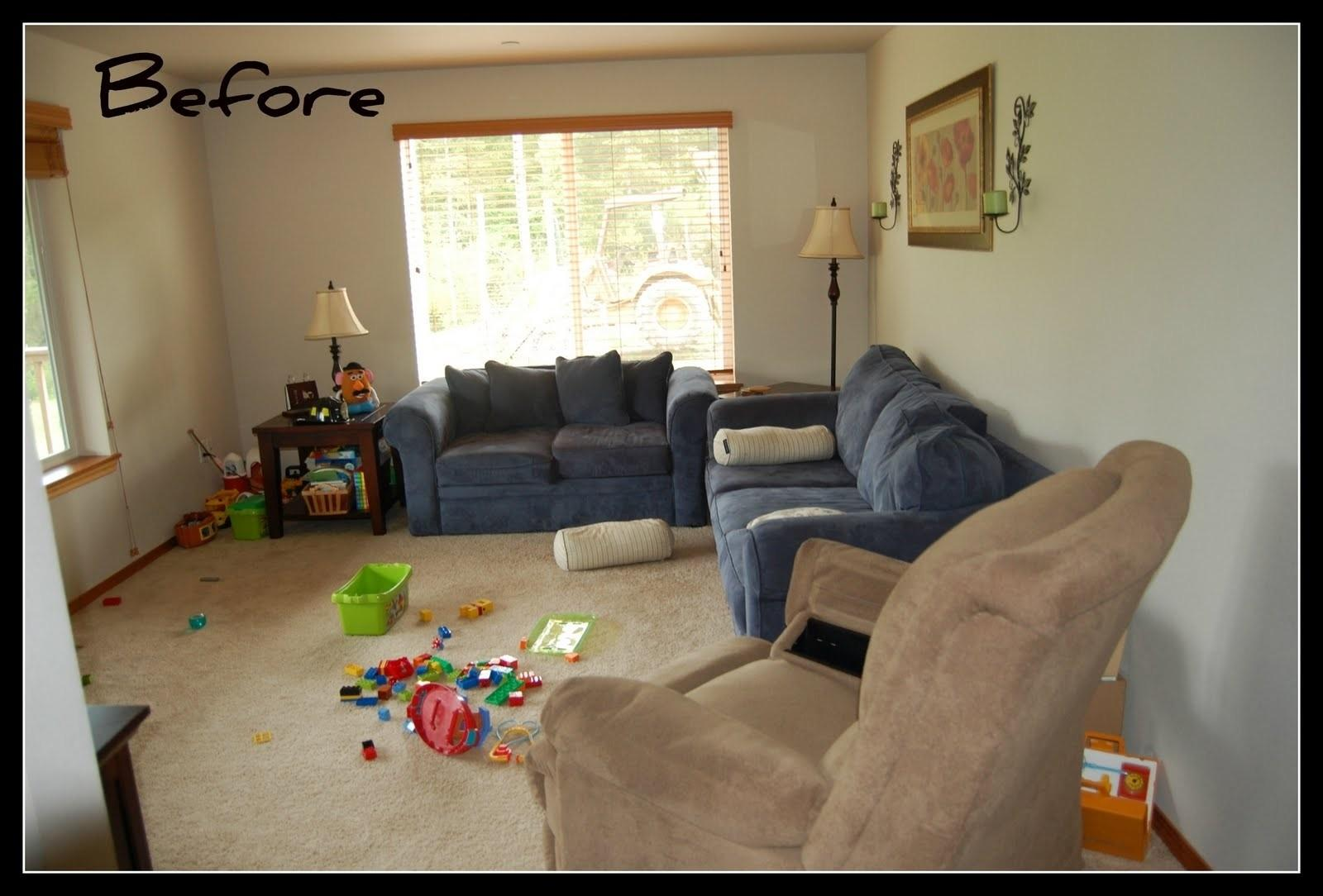Lay Out Furniture Small Living Room