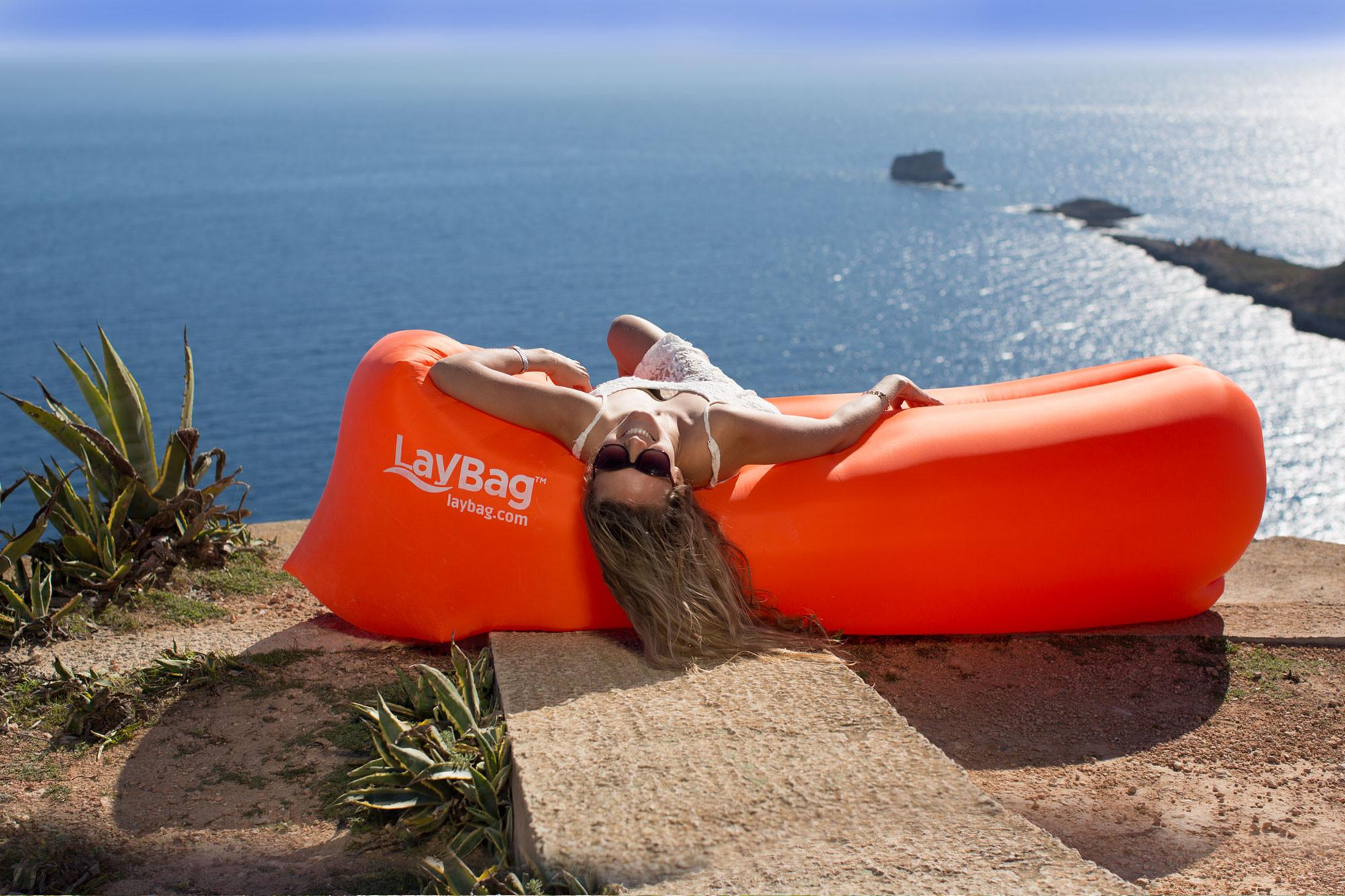 Laybag Inflatable Outdoor Lounge Chair