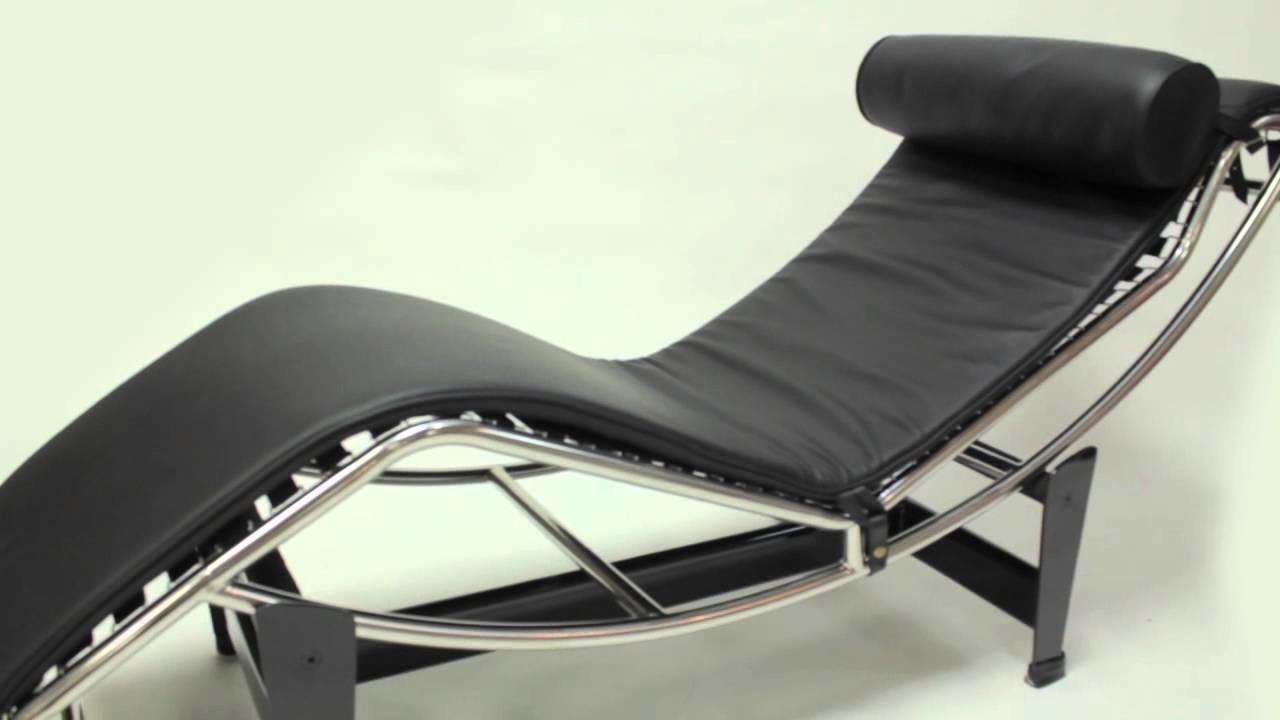 Lc4 Chaise Lounge Corbusier Iconic Furniture Mid