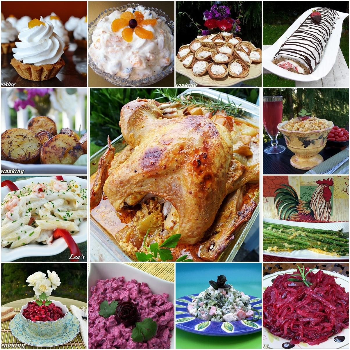 Lea Cooking Thanksgiving Dinner Party Ideas