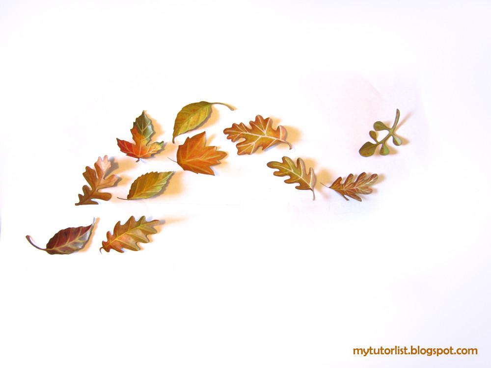 Leaf Wall Art Decor Idea Behind Mytutorlist